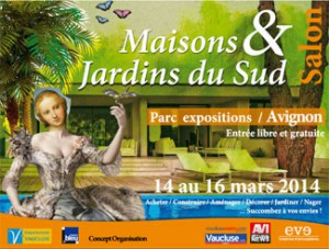 Piscine plage sera au salon maisons et jardins du sud en for Salon piscine avignon 2017