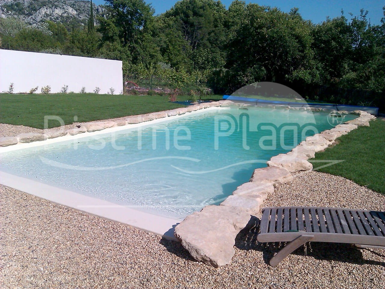 Construction de piscine apt piscine plage for Budget construction piscine