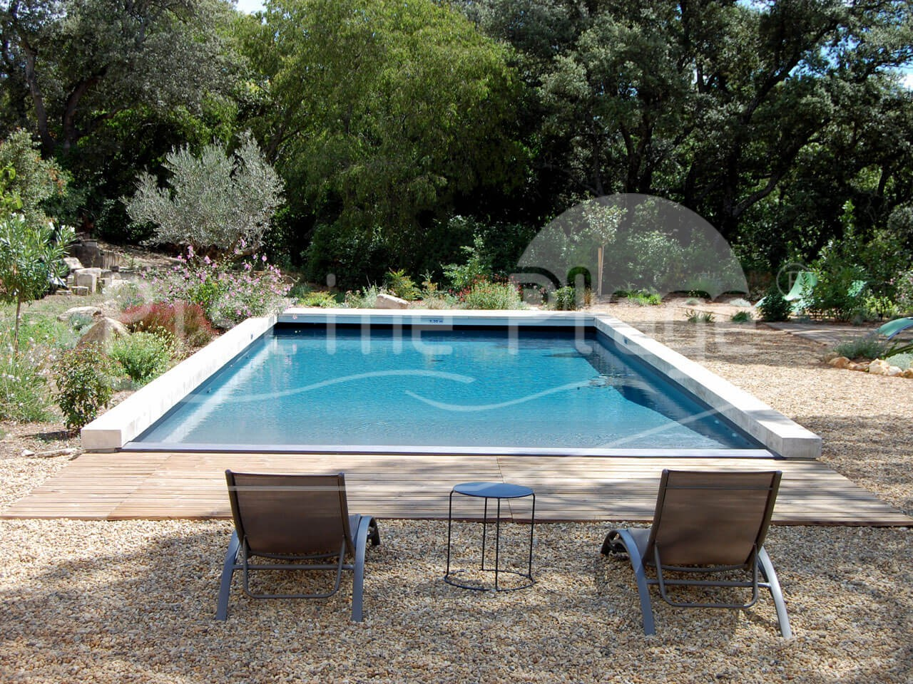 Piscine plage piscine plage for Piscine demontable rectangulaire